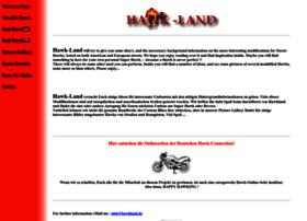 Hawkland.de thumbnail