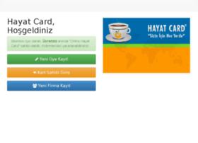 Hayatcard.org thumbnail