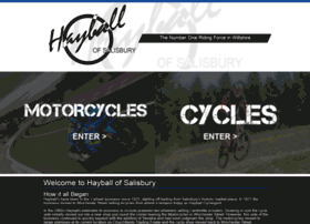 Hayball.co.uk thumbnail