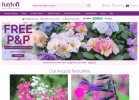 Hayloftplants.co.uk thumbnail