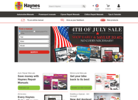 Haynes.com thumbnail