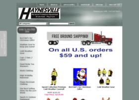 Haynesvilledistribution.com thumbnail