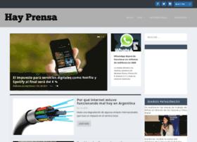 Hayprensa.com.ar thumbnail