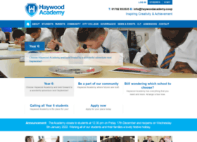 Haywoodacademy.coop thumbnail