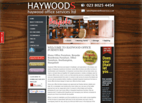 Haywoodofficeservices.co.uk thumbnail