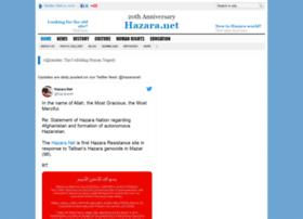 Hazara.net thumbnail