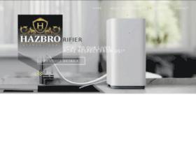 Hazbro.org thumbnail