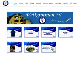 Hbc-badminton.dk thumbnail