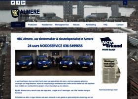 Hbcalmere.nl thumbnail