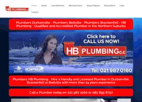 Hbplumbing.co.za thumbnail