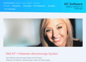 Hcsoftware.de thumbnail