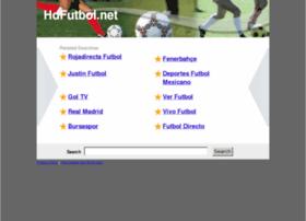 Hdfutbol.net thumbnail