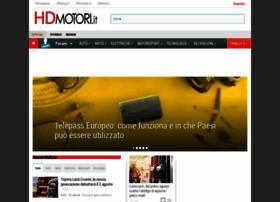 Hdmotori.it thumbnail