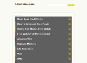 Hdmovize.com thumbnail