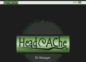 Headachedesigns.com thumbnail