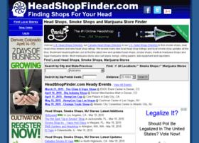 Headshopfinder.com thumbnail