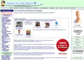Headtotoebeauty.co.uk thumbnail