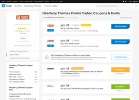 Headwaythemes.bluepromocode.com thumbnail