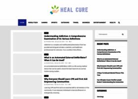 Healcure.org thumbnail
