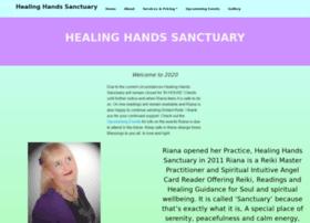 Healing-handssanctuary.co.uk thumbnail