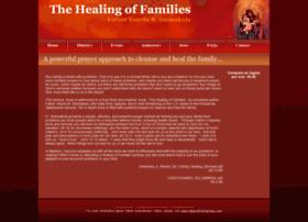 Healingoffamilies.net thumbnail