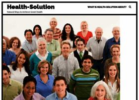 Health-solution.co.uk thumbnail
