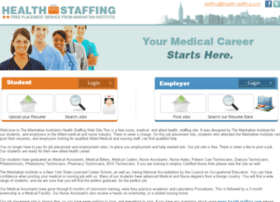 Health-staffing.com thumbnail