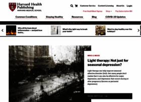 Health.harvard.edu thumbnail