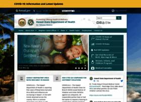 Health.hawaii.gov thumbnail