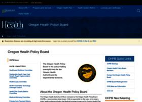 Health.oregon.gov thumbnail