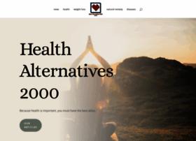Healthalternatives2000.com thumbnail