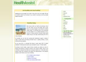 Healthassist.net thumbnail