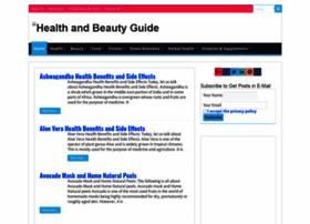 Healthbeautyguide.in thumbnail