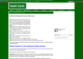 Healthcards.in thumbnail