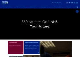 Healthcareers.nhs.uk thumbnail