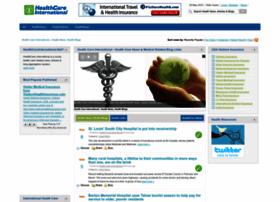 Healthcareinternational.net thumbnail