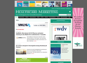 Healthcaremarketing.eu thumbnail