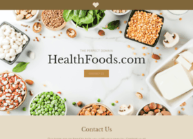 Healthfoods.com thumbnail