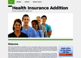 Healthinsuranceaddition.com thumbnail