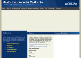 Healthinsurancecal.com thumbnail