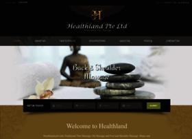 Healthlandspa.com.sg thumbnail