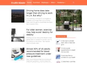 Healthminute.org thumbnail