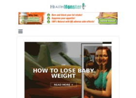 Healthmonster.co.uk thumbnail