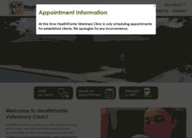 Healthpointevet.clinic thumbnail