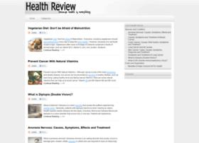 Healthreview4u.blogspot.com thumbnail