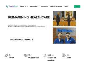 Healthstart.co.in thumbnail