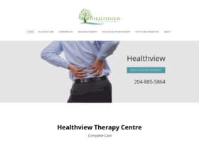 Healthview.ca thumbnail