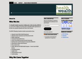 Healthwealtheastbay.wordpress.com thumbnail