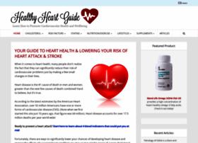 Healthy-heart-guide.com thumbnail