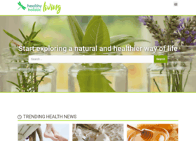Healthy-holistic-living.com thumbnail